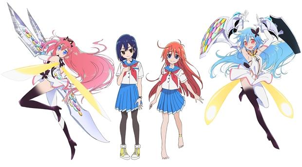 TVアニメ『フリップフラッパーズ』第10話「ピュアジッター」より先行場面カット到着-2