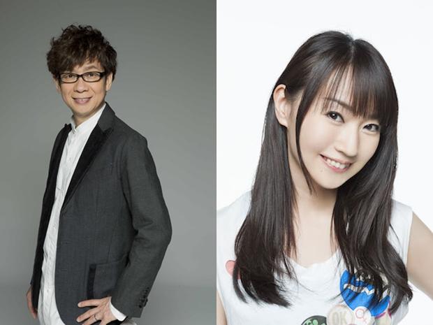 声優・山寺さん&水樹さんが歌う震災復興支援ソングの初CD化が決定