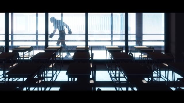 阿良々木とキスショットの名場面が蘇る! 『傷物語』フレーム切手セットの申込受付開始! 「西尾維新大辞展」で見本展示中-6