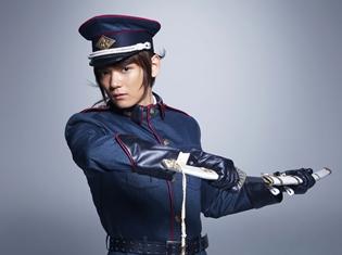 映画『曇天に笑う』「犲」隊長・安倍蒼世役に、古川雄輝さん決定! 初の本格時代劇アクションを熱演