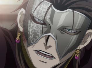 TVアニメ『アルスラーン戦記 風塵乱舞』第8話「風塵乱舞」より先行場面カット到着