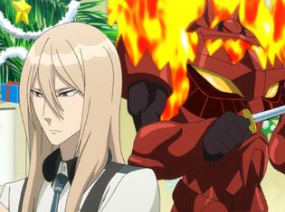 TVアニメ『スカーレッドライダーゼクス』第8話「To Be Someone」より場面カット到着