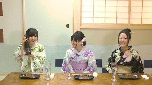 「かやのみ #8 みんなで日本酒をのもう その2」 配信開始!