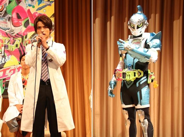 仮面ライダーエグゼイド-4