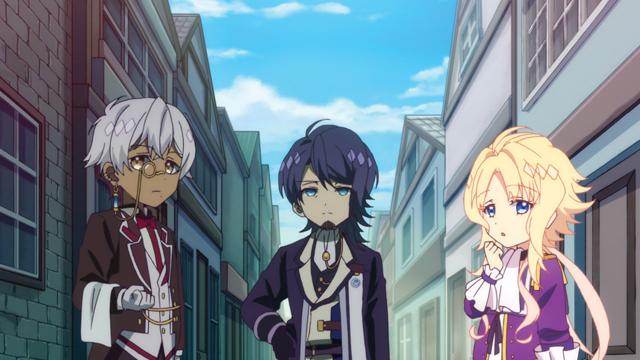 TVアニメ『OZMAFIA!!』第9話より先行場面カット到着