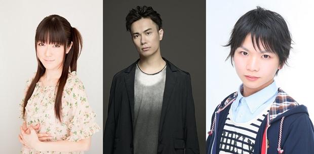 TVアニメ『エルドライブ【ēlDLIVE】追加声優3名が決定
