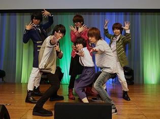 TVアニメ『少年メイド』BD&DVD発売記念イベントに藤原夏海さんら主要声優陣が集結! 有頂天BOYSのライブも開催