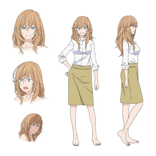 ▲幸田香子(CV:井上麻里奈)