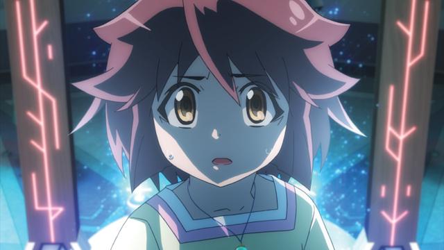 TVアニメ『タイムトラベル少女』第10話より先行場面カット到着