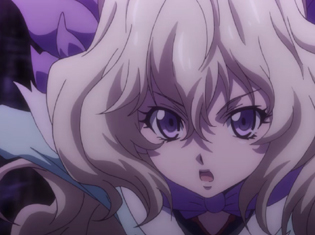 TVアニメ『エンドライド』第21話「対峙」より先行場面カット到着