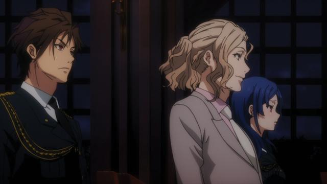 TVアニメ『アクティヴレイド2nd』第10話 先行場面カット到着