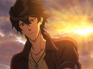 TVアニメ『スカーレッドライダーゼクス』第10話「Stay or Go」より場面カット到着