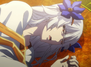 TVアニメ『エンドライド』第22話「危機」より先行場面カット到着