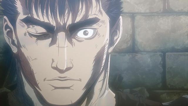TVアニメ『ベルセルク』第12話より場面カット到着