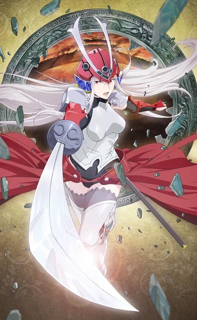 TVアニメ『侍霊演武:将星乱』が2016年10月4日より放送開始