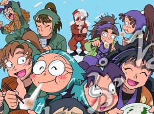 『忍たま乱太郎』第23シリーズのDVD-BOX下の巻ジャケットイラスト公開! 2017年4月からは第25シリーズが放送開始!