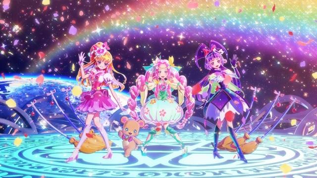 10月2日放送『魔法つかいプリキュア!』35話先行場面カット到着