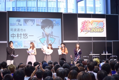 『劇場版 魔法科高校の劣等生 星を呼ぶ少女』2017年初夏公開!