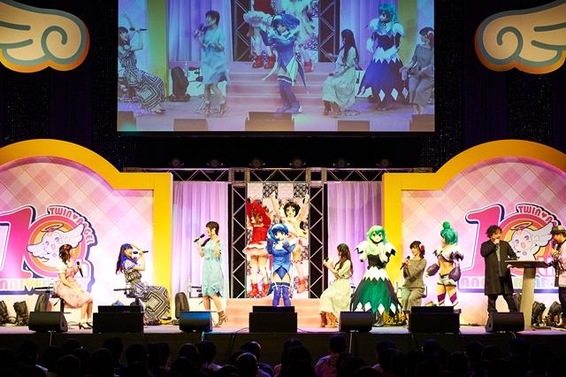 TVアニメ『ツインエンジェルBREAK』第10話より先行場面カット到着!すみれが神無月家の当主と出会って……-2