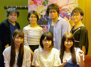 TVアニメ『装神少女まとい』本日放送開始! 諏訪彩花さんら主要声優7名より、放送直前コメント到着