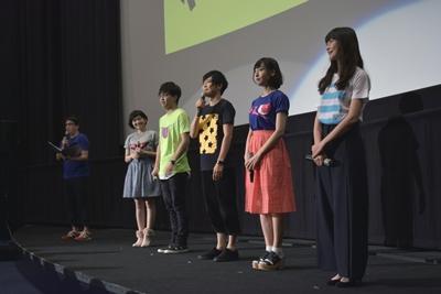 秋アニメ『オカルティック・ナイン-』先行上映会レポート!