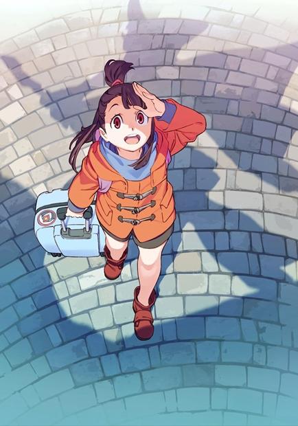 TVアニメ『リトルウィッチアカデミア』2017年1月放送決定