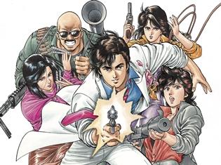大人気コミック『シティーハンター』が中国で実写映画化!? 公開は2018年12月以降に