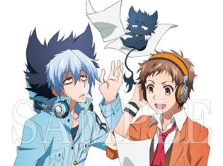TVアニメ『SERVAMP-サーヴァンプ-』BD&DVD第3巻のパッケージ全容公開! DJCD発売決定ほか最新情報が続々到着