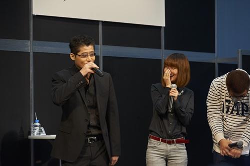 秋アニメ『SAO』ステージをレポート|松岡禎丞さん、戸松遥さんら声優陣が30秒で『SAO』を熱く語る!【秋の電撃祭】-3