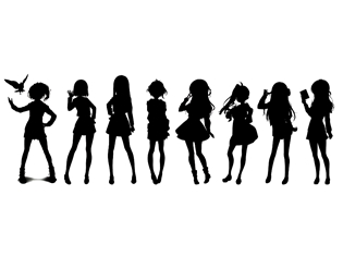 『君の名は。』田中将賀氏ほかクリエイター8名が、秋元康氏プロデュースのデジタルアイドルグループをデザイン!?