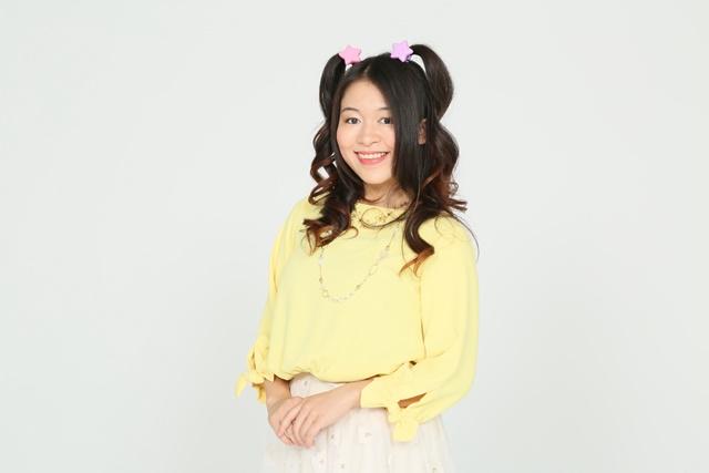 ▲齋藤彩夏さん(モフルン/キュアモフルン役)