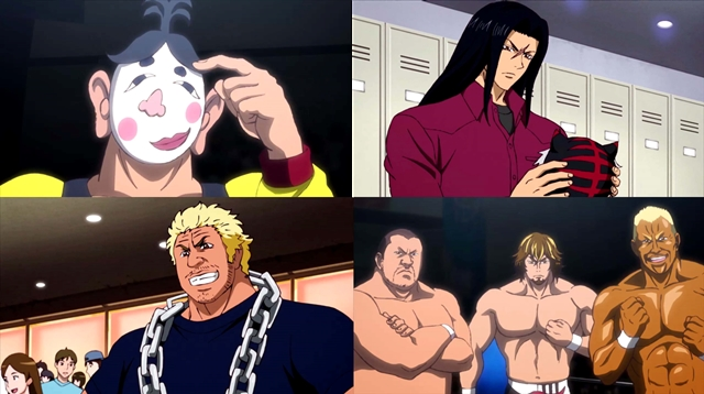 TVアニメ『タイガーマスクW』第5話より先行カット&あらすじ到着