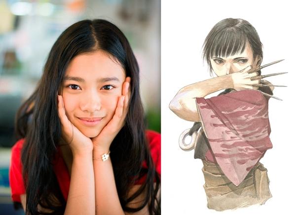 映画『無限の住人』ヒロイン役に、最注目女優・杉咲花さん大抜擢