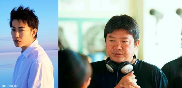 ▲(左)佐藤健さん (右)本広克行監督
