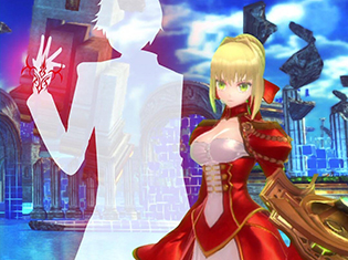 『Fate/EXTELLA(フェイト/エクステラ)』 発売記念イベントが起動開始! 東京メトロ新宿駅で令呪を掲げてサーヴァントを召喚せよ!
