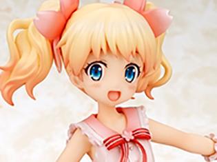 『ハロー!!きんいろモザイク』第11話より、魔法少女姿のアリスがフィギュアに!!