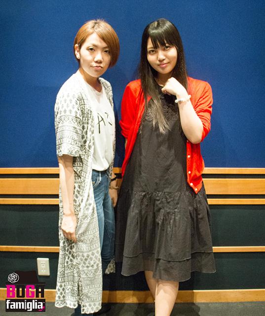 大坪さんと東内さんのラジオ「-ボガファミリア-」が配信開始!