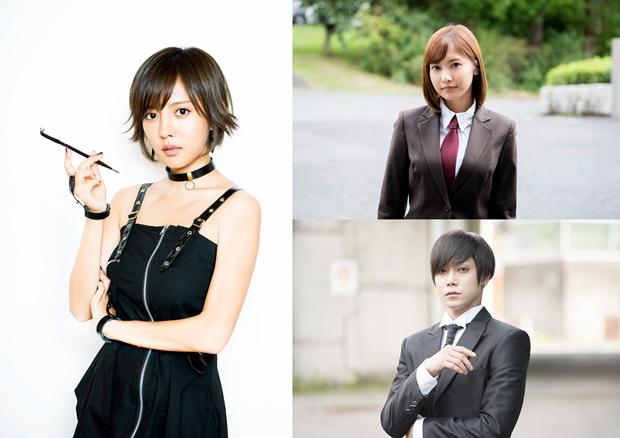 実写ドラマ&映画『咲-Saki-』夏菜さんら重要新キャスト解禁