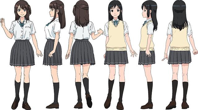 TVアニメ『セイレン』メインヒロイン2名のキャラ設定&声優解禁! | アニメイトタイムズ