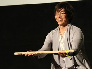体力もトーク力もパワーアップ! 佐藤拓也の「やれます!」AGF2016で富士登山をファンに報告