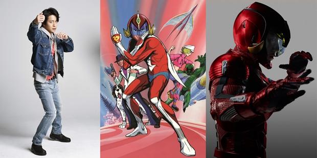 TVアニメ『破裏拳ポリマー』が、2017年5月実写映画化決定!