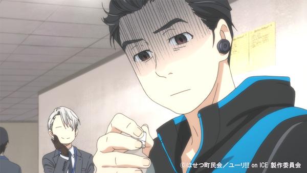 ユーリ!!! on ICE グランプリシリーズ開幕!やっチャイナ中国大会!フリープログラム