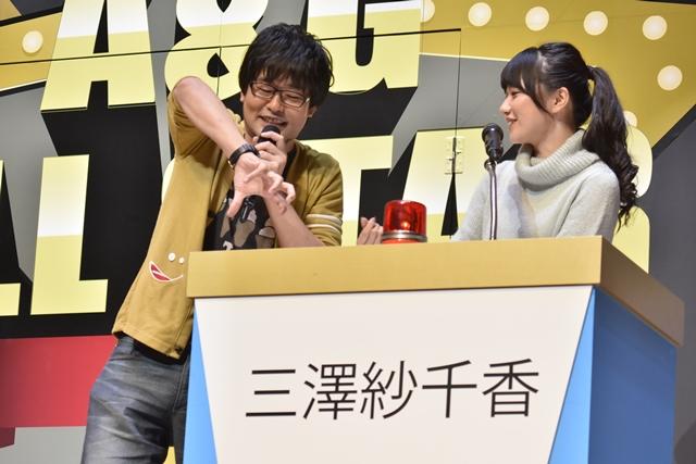 浅野真澄さん、井口裕香さんら人気ラジオ番組のパーソナリティが集結! 『文化放送 A&Gオールスター2014』レポート-18