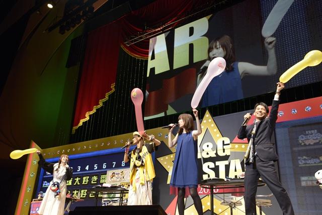 浅野真澄さん、井口裕香さんら人気ラジオ番組のパーソナリティが集結! 『文化放送 A&Gオールスター2014』レポート-20
