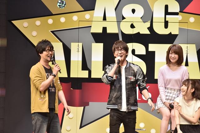 浅野真澄さん、井口裕香さんら人気ラジオ番組のパーソナリティが集結! 『文化放送 A&Gオールスター2014』レポート-26