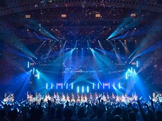 「Tokyo 7th シスターズ 2nd Live」(ナナシス)のBlu-rayが発売決定! 発売前日には東名阪でフライング上映会も実施!