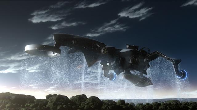 『009』新3部作の新たなCG表現とは? 二人のキーマンが語る!