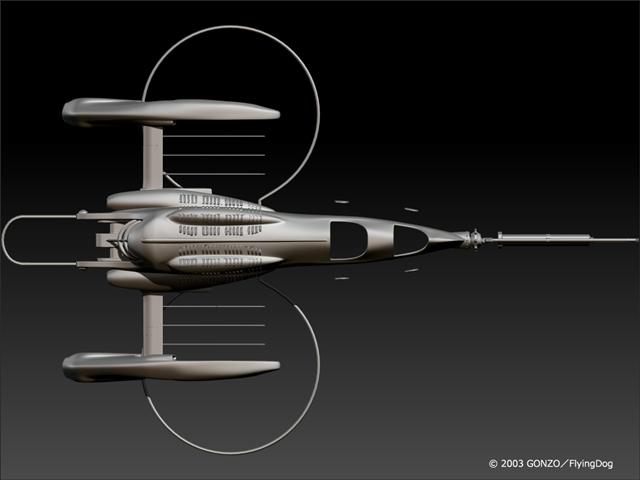 『LASTEXILE』ヴァンシップ・プロジェクト始動! 第1弾は「究極のヴァンシップ型リアルドローン」の制作が決定-5
