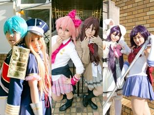 AGF2016コスプレフォトレポート!『セーラームーン』『うた☆プリ』etc…会場の周囲はまさにフェスティバル!!
