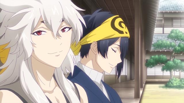 アニメ『刀剣乱舞-花丸-』九話先行カット&声優コメ公開
